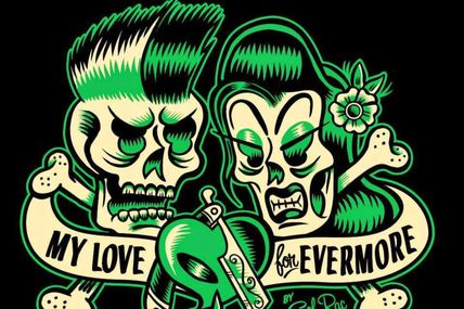 One track a day: MY LOVE FOR EVERMORE by Hillbilly Moon Explosion