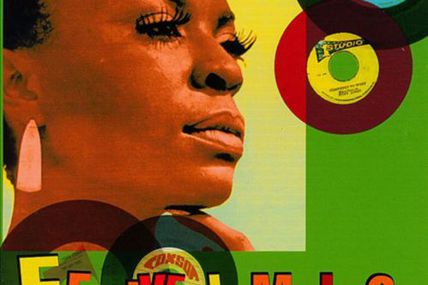 One track a day: FEEL LIKE JUMPING by Marcia Griffiths