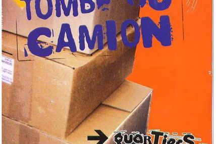 One track a day: TOMBE DU CAMION by Quartiers Nord