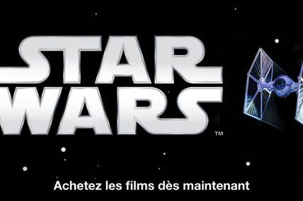 La Saga Star Wars disponible sur iTunes Store ...