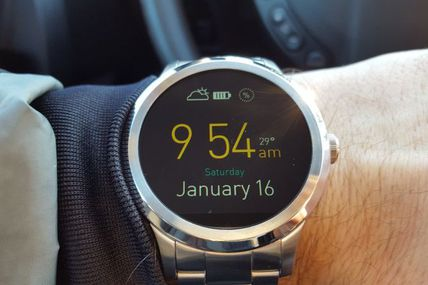 [TEST] Fossil Q Founder