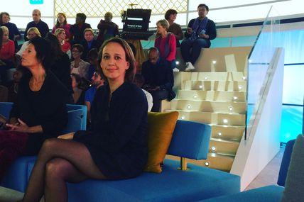 TV - Toute une histoire - France 2 - Sophie Davant - 27/11/2015