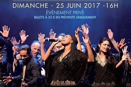 Réservez vos places - La Chorale Union Ile de France au Festi Chorus