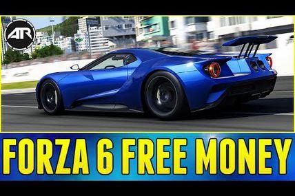 Forza 6 : astuce pour avoir beaucoup d'argents