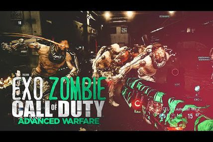 OUT BREAK secret exo zombie advanced warfare