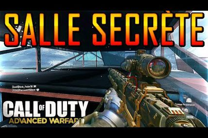 Bug/glitch salle secrete sur la map horizon de advanced warfare
