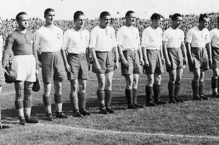 1939-1946: la notte del pallone polacco