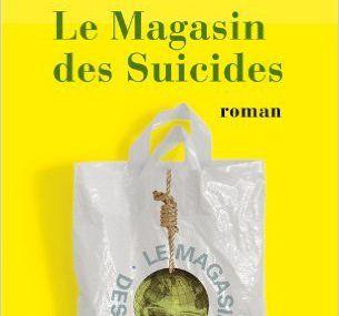 Chronique Livresque : Le Magasin des Suicides - Jean Teulé 🏬🔫