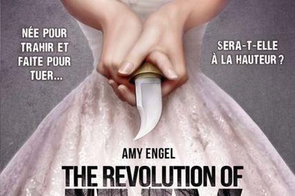Chronique Livresque : The Revolution Of Ivy ( T2 de The Book Of Ivy ) - Amy Engel 🔪👱