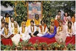 Beatles Ashram or Maharishi Mahesh Yogi Ashram in Rishikesh / Krishna Holidays