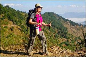Trekking Adventure Sports in Rishikesh / Krishna Holidays