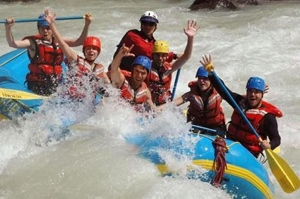 Rishikesh Adventure Sports & Activities / Krishna Holidays