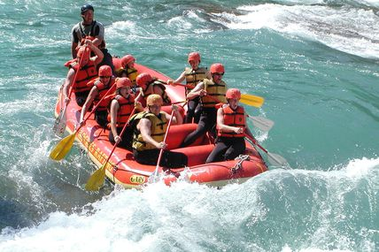 Rafting Adventure Sports in Rishikesh / Krishna Holidays