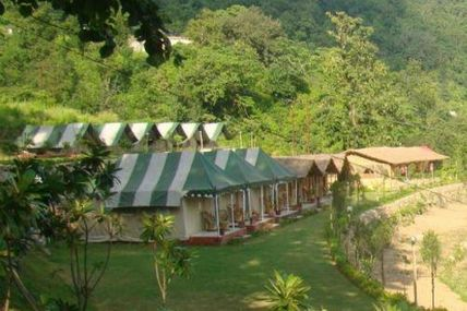Super Luxury Camping Package in Rishikesh / Krishna Holidays