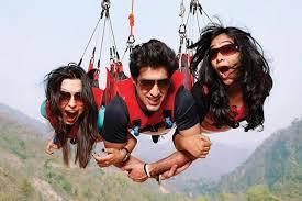 Flying fox Adventure Sports in Rishikesh / Krishna Holidays