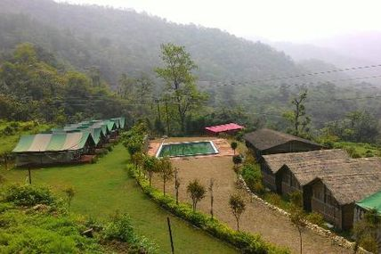 Camping Adventure Sports in Rishikesh