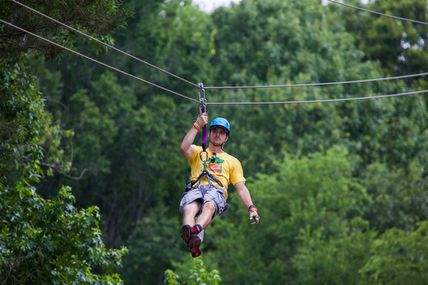 Zipline Adventure Sports in Rishikesh/ By Krishna Holidays