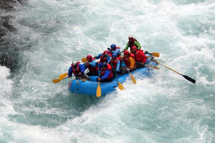 Shivpuri to Rishikesh River Rafting.