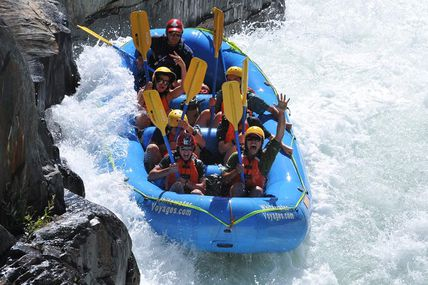 Best Rafting packages in Rishikesh / By Krishna Holidays