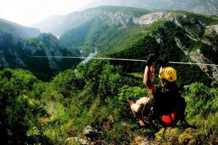 Zipline Adventure in Rishikesh / By Krishna Holidays