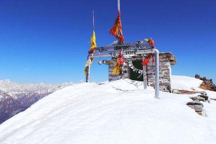 Chopta-Tungnath-Chandrashila Trek in Uttarakhand