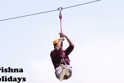 Amazing Zipline Adventure Activity in Rishikesh
