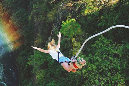 India's Highest Bungee Jumping in Rishikesh