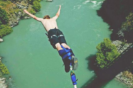 Bungy Jumping: Experience the Thrill
