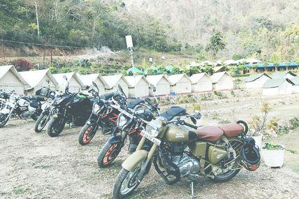Luxury Jungle Camps in Rishikesh
