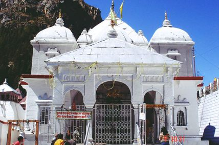 The Gangotri Temple will open on 28 April 2017