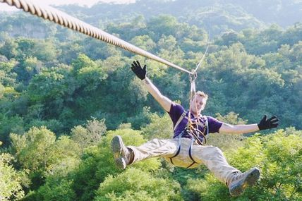 Zipline Adventure Package in Rishikesh