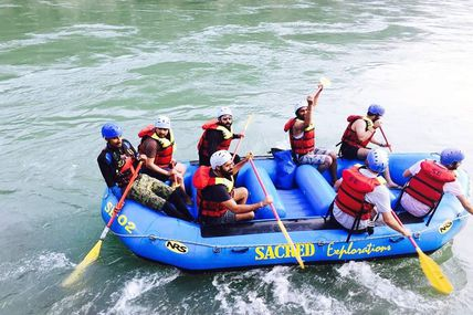 Only 15 days left for River Rafting, Hurry up!!