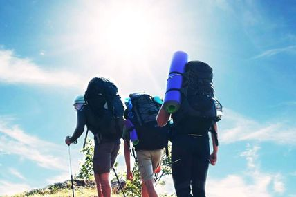 Pack your Bags and Get Ready for Some Treks!!