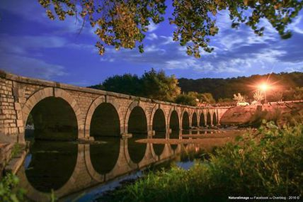 Pont (photo en nocturne)