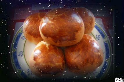 Bun's jambon et gruyère