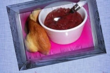 Compote pomme/quetsches et cannelle
