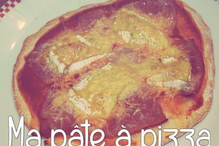 Pâte à Pizza