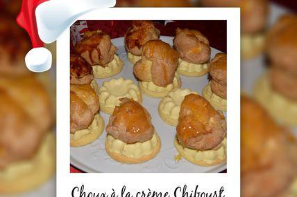Choux à la crème Chiboust