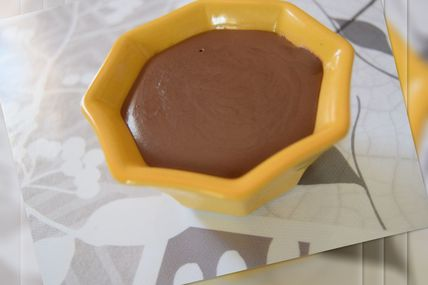 """Crème façon """"La laitière"""""""