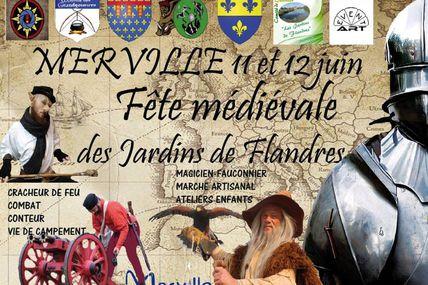 Les 11 et 12 juin Merville ouvre les portes du temps