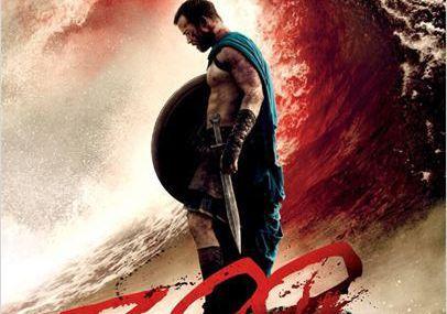 """""""300"""" : Affiches du film"""