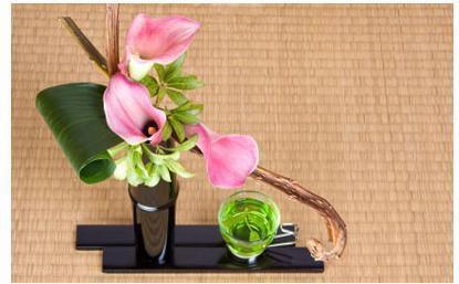 Déco : l'ikebana fait parler les fleurs