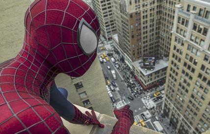 Inédit, The Amazing Spider-Man : le destin d'un héros, le mardi 28 février 2017 à 20h55 sur TF1