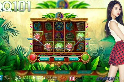 Aztec Treasure A Nice 3D Video Slot With Lucrative Rewards
