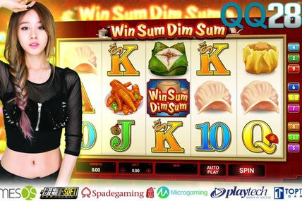 Win Sum Dim Sum A Beautiful 5 Reel Slot Game from Microgaming