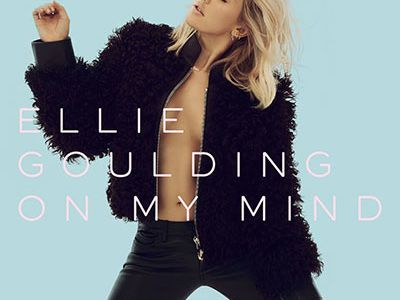 "Nouveau Single: ELLIE GOULDING""On My Mind"""
