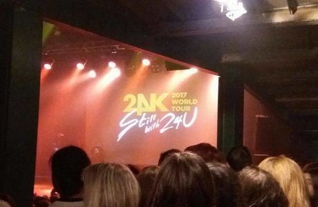 24K 2017 World tour [Still with 24U]