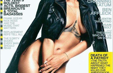 News! Rihanna en tenue d'Eve ..