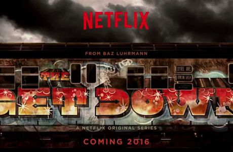 The Get Down la nouvelle serie Netflix afro-américaine avec Jaden Smith