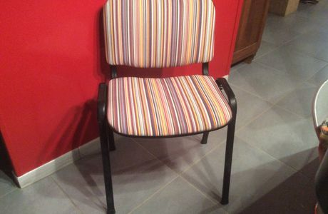 Relooking chaises